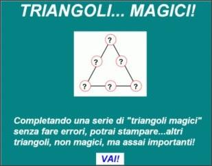 http://quadernoneblu.splinder.com/post/21530211/Triangoli...magici!