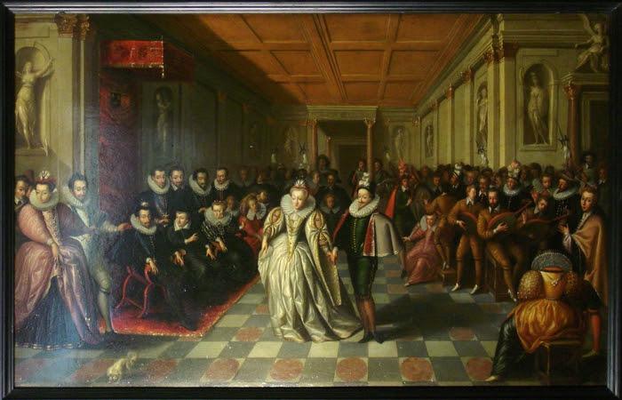 1075772_Wedding_of_Duc_de_Joyeuse_with_Marguerite_de_Vaudemont_24_September_1581_French_school_1581_1582 (700x450, 273Kb)