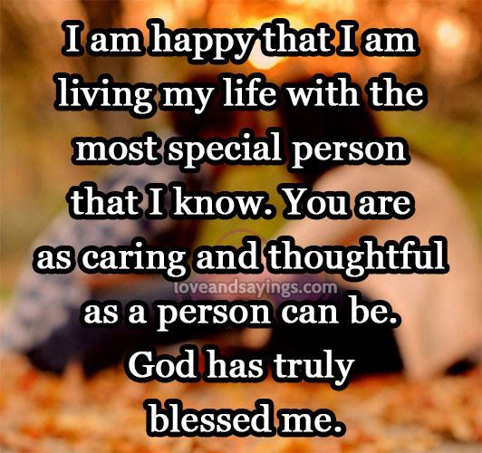 Quotes About God Has Blessed Me 47 Quotes