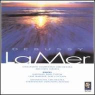 La Mer, Orch.works: Gielen / Cincinnati.so