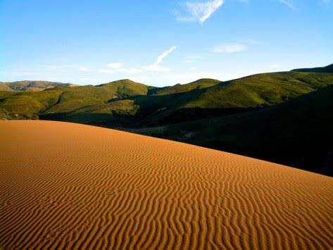 Λήμνος: Αυτή είναι η έρημος της Ελλάδας - Δείτε τις εικόνες που κάνουν θραύση στο διαδίκτυο [vid]