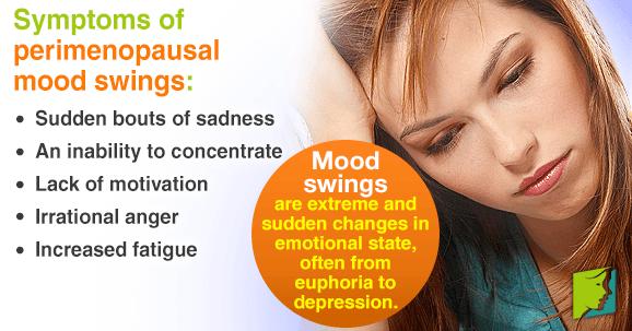 Mood Swings: a Perimenopause Symptom