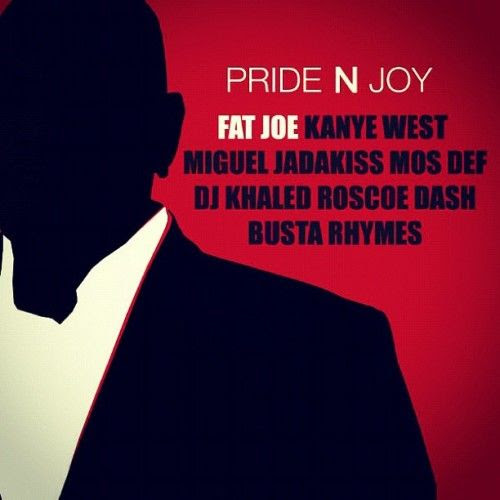 Pride N Joy (Single Cover), Fat Joe