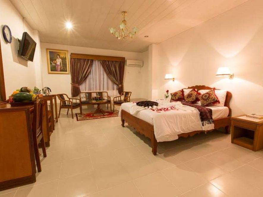 hotel near Phnom Penh Asia Hotel