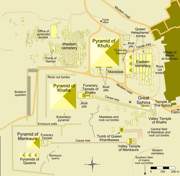 File:Giza pyramid complex (map).svg
