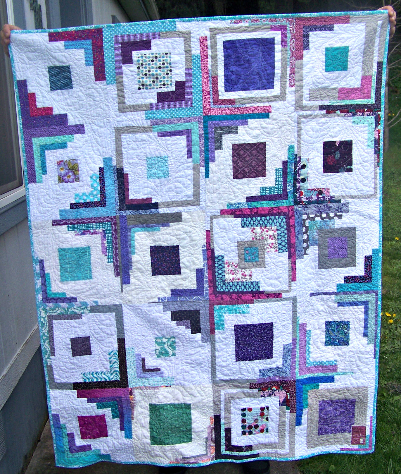do.Good Stitches--Faith Circle, December Quilt