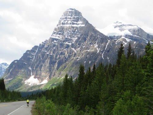 Canada Travel cycling trip