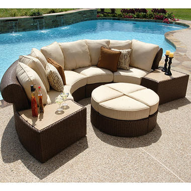 Outdoor Sectional Patio Furniture Native Home Garden Design