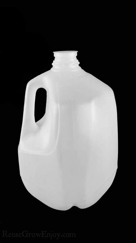 10 Ways To Reuse A Milk Jug - Reuse Grow Enjoy