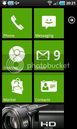 c017e998 Launcher 7   Donate 1.1.14 (Android) APK
