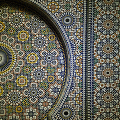 Moroccan design: mosaic 05