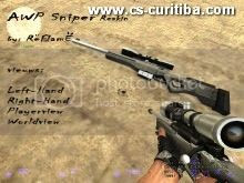 Skin AWP - CS Source