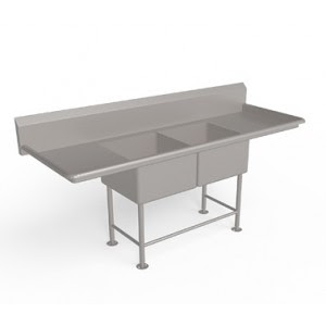 Stainless Steel Sink Units