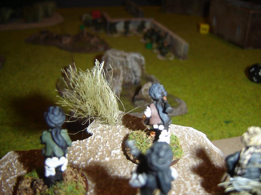 More Taliban reinforcements lines up shot
