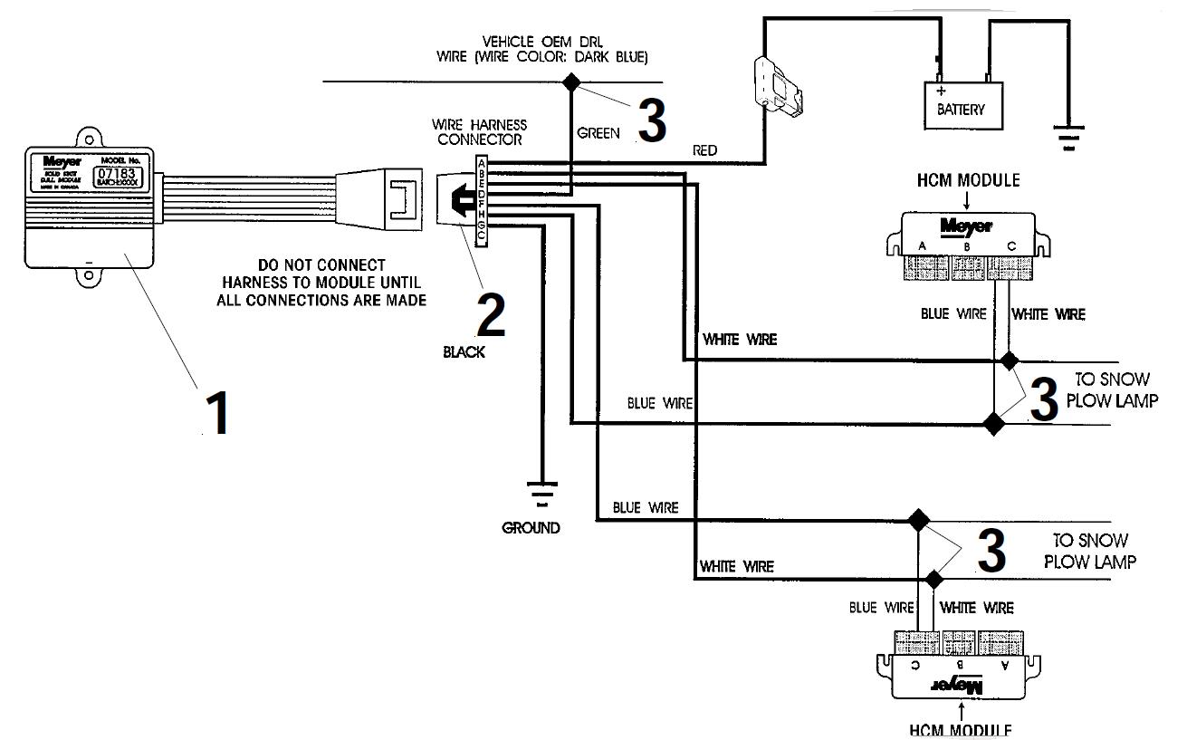 35 Meyers Plow Lights Wiring Diagram - Free Wiring Diagram Source | Myers Snow Plow Light Wiring Schematic |  | Free Wiring Diagram Source
