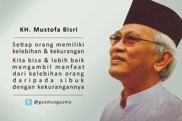 KH. Ahmad Musthofa Bisri (Gus Mus)