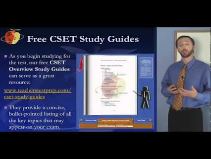 Free Online CSET Study Guides | Teachers Test Prep