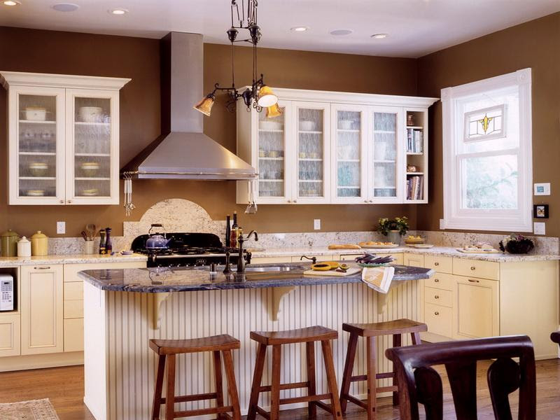 Paint Schemes For Kitchens