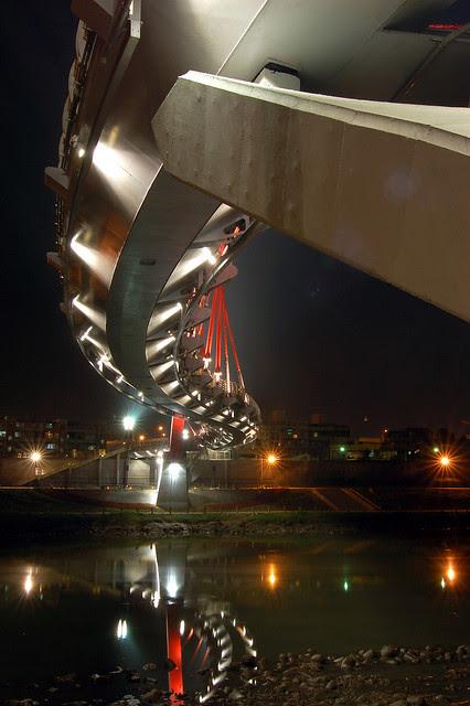 2007.12.26 Taipei / 彩虹橋