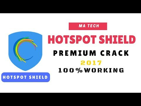 Hotspot Shield VPN Crack.Universal + patch 2019  - Techworn.com