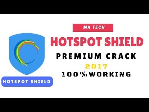 hotspot shield with crack download