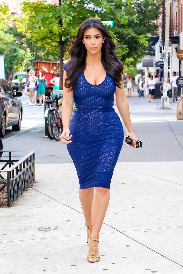 The Kardashian Sisters look for a new retail store in Soho