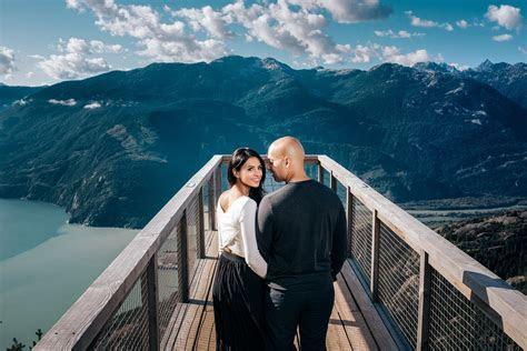 Mountain wedding photos   Vancouver Wedding Photographer