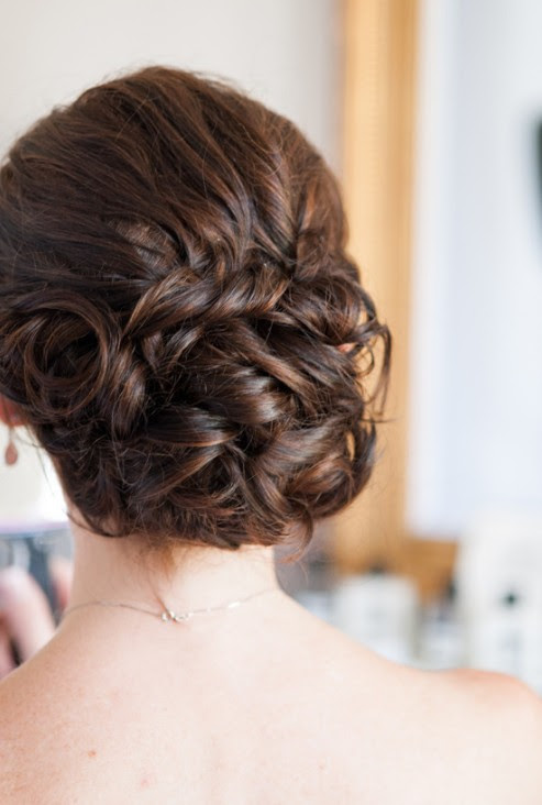 25 beautiful Wedding  Updo  Hairstyle  Ideas  Inspired Luv