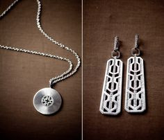 Domino Necklace by India Hicks | Ideas