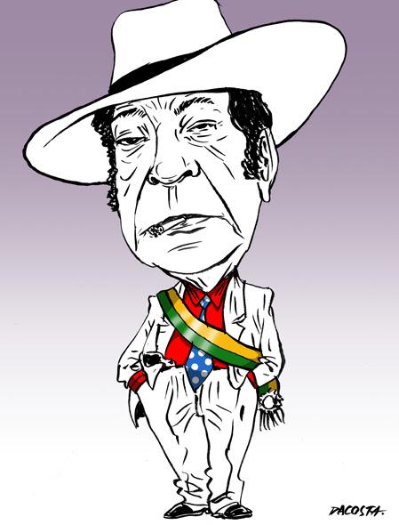 Resultado de imagem para Odorico Paraguaçú