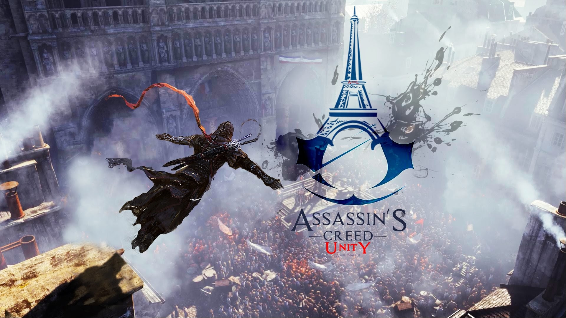 Assassins Creed Unity Wallpapers 83 Images Images, Photos, Reviews