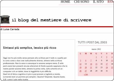 http://blog.mestierediscrivere.com/2012/03/27/sintassi-piu-semplice-ma-lessico-piu-ricco/