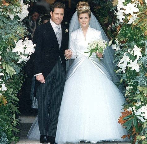By royal disappointment? Being a royal wedding dress