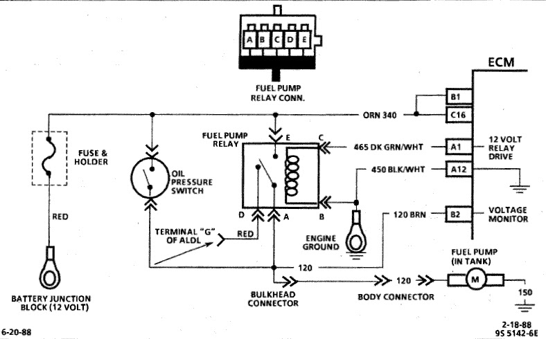 1988 pace arrow wiring diagram