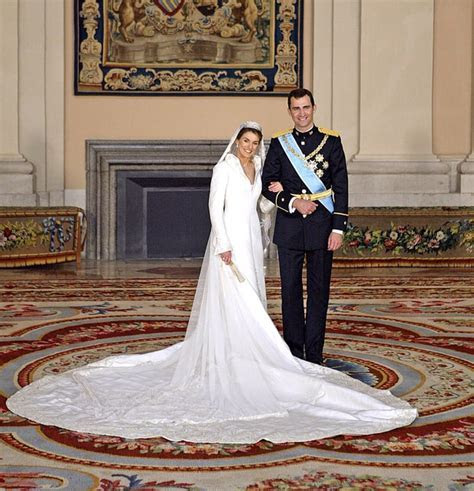 Queen Letizia of Spain   Most Amazing Royal Wedding