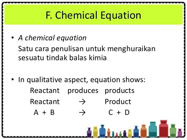 Spice of Lyfe: Define Balanced Chemical Equation With Example