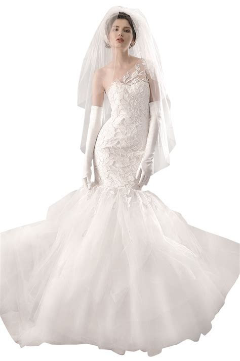Best wedding dresses for hourglass figure: Pictures ideas