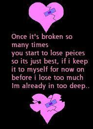 Poetry Images Broken Heart Wallpaper And Background Photos 16235526