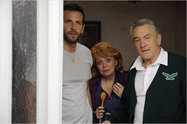 O Lado Bom da Vida : foto Bradley Cooper, Jacki Weaver, Robert De Niro