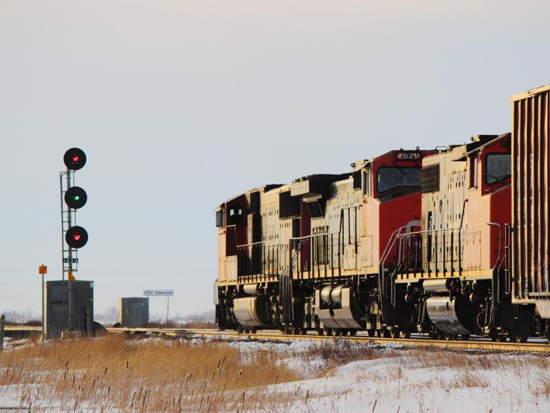 CN 4790 2629 5761 Winnipeg