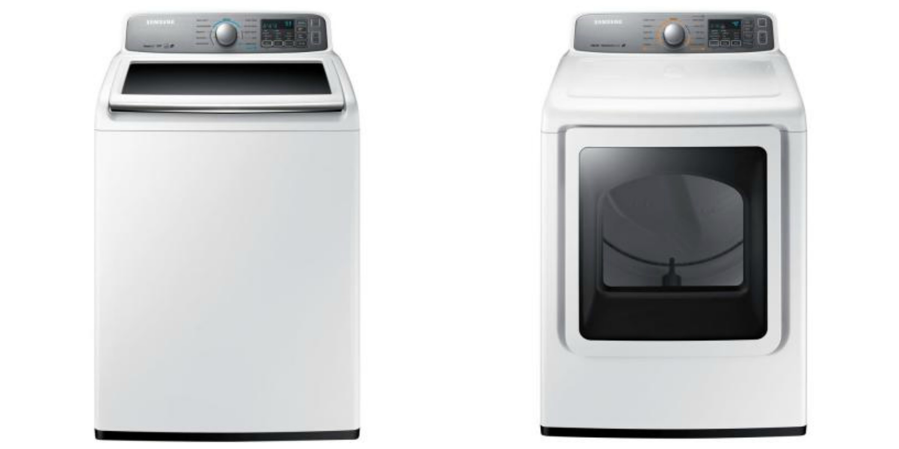 Home depot washers and dryers