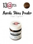 Ayeeda Shiny Powder Rusty Brown