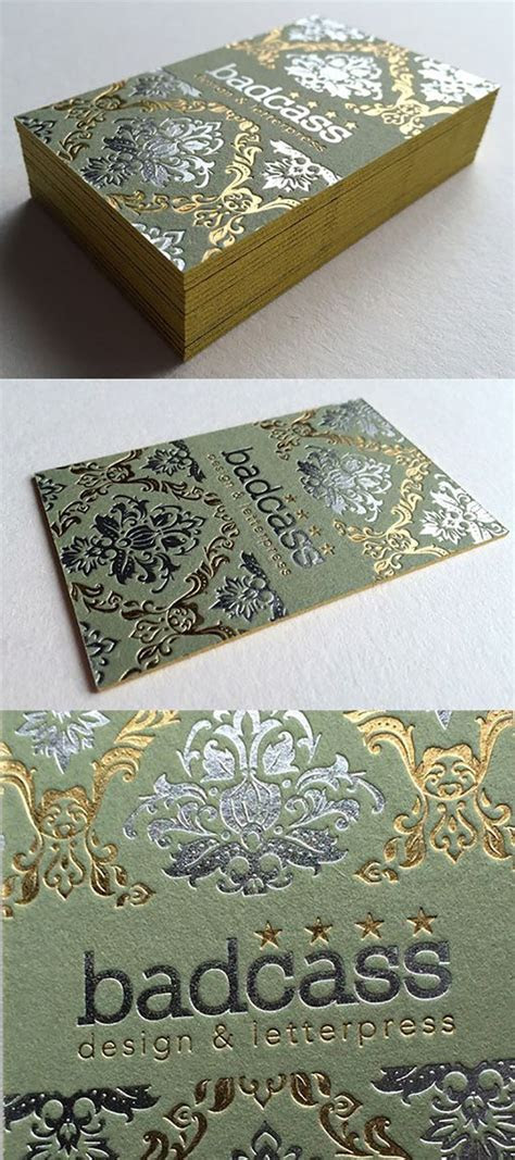 10 Gorgeous Foil Stamping Examples to Inspire You   Design