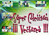 Colección de Vectores EPS 100% Editables Illustrator