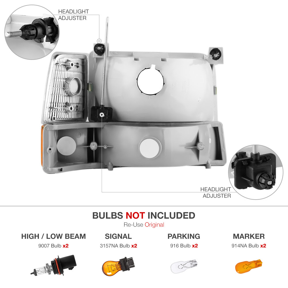 28 Ford F150 Headlight Assembly Diagram - Wire Diagram ...