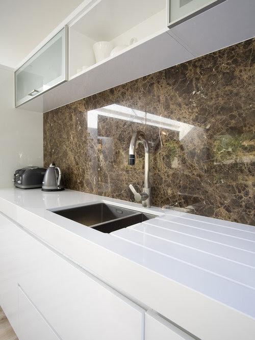 Solid Surface Backsplash Home Design Ideas, Pictures ...
