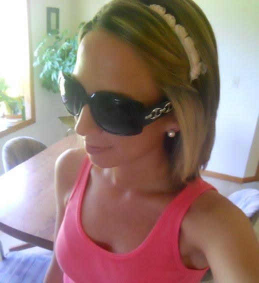 Oversize shades