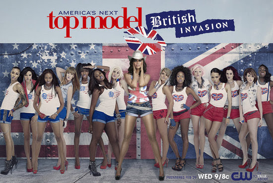 Next Top Model British Invasion