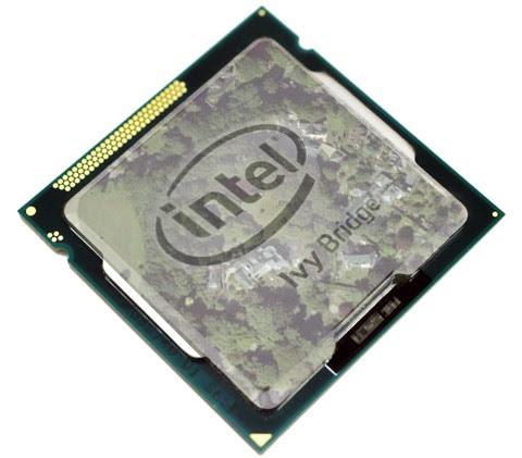 Intel puts Ivy Bridge on the map