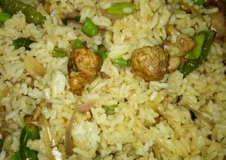 panduan membuat praktis nasi goreng hati ayam resepi melayu Resepi Nasi Ayam Azlina Ina Enak dan Mudah